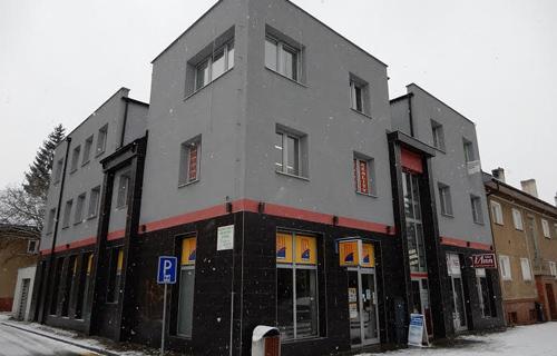 puchov-budova