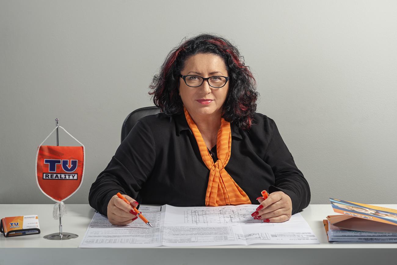 TUREALITY nemá v odmeňovaní hranice, tvrdí maklérka Milota Balková