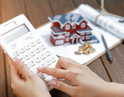 Podávanie daňového priznania za rok 2021 - daň z nehnuteľnosti