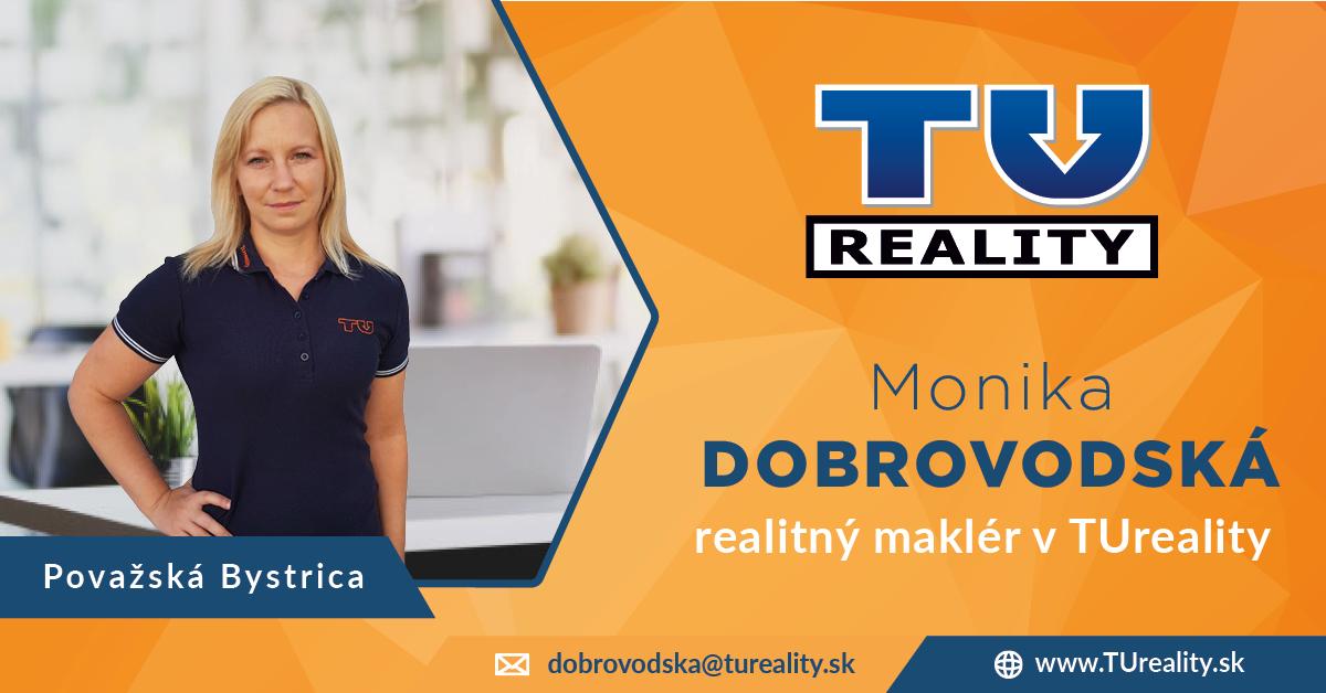 Monika DOBROVODSKÁ