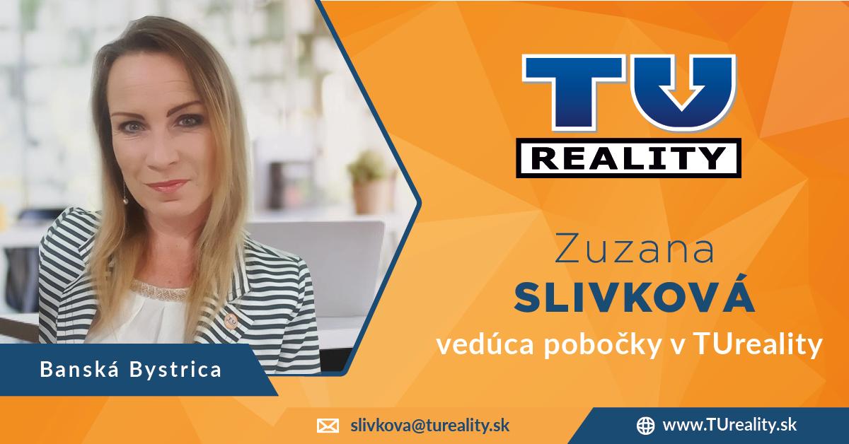 Zuzana SLIVKOVÁ