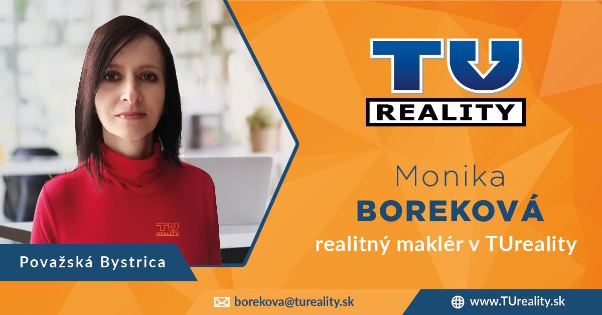 Monika BOREKOVÁ